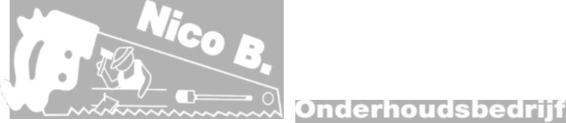 Nico B. Onderhoudsbedrijf